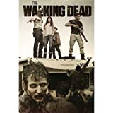 (24x36) Walking Dead Attack TV Poster Print Poster Print, 24x36