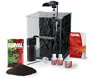 Fluval EBI Aquarium Kit für Garnelen