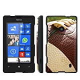 Nokia Lumia 635 Windows Phone Football Slim Guard Protect Artistry Design Case by Mobiflare