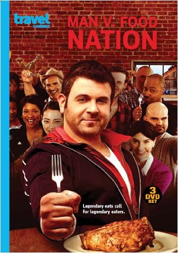 Man V Food Nation: Season 1 [DVD] [Region 1] [US Import] [NTSC]