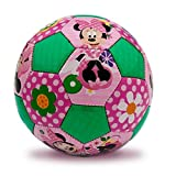 NEW Disney Soccer Minnie Mouse Soccer Ball for Kids Size 3