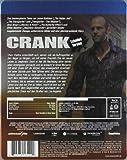 Image de Crank Ext.Cut (Lim.Bd Steelbook Col.) [Blu-ray] [Import allemand]
