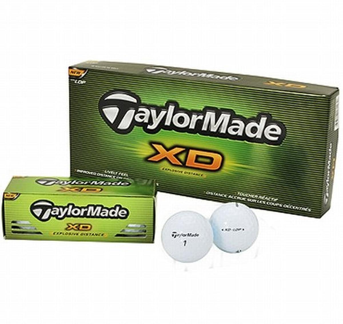 [해외] TAYLOR MADE(테일러메이드) TM 08 XD LDP 12P