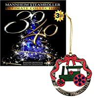 30/40 Ultimate 3CD Set with Laser Cut 30/40 Ornament