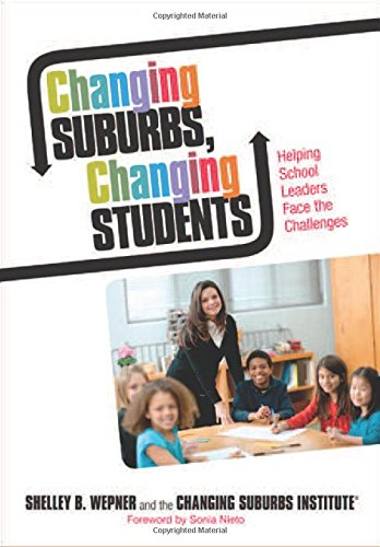 Changing Suburbs, Changing Students: Helping School Leaders Face The Challenges front-939013