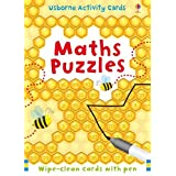 Maths Puzzles (Puzzle Cards)by Sarah Khan