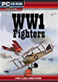 WW1 Fighters Add-On for FS 2004/FSX (PC CD)