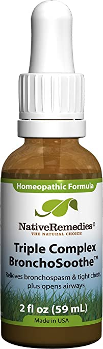 Отзывы Native Remedies Triple Complex Bronchosoothe, 2 Fluid Ounce