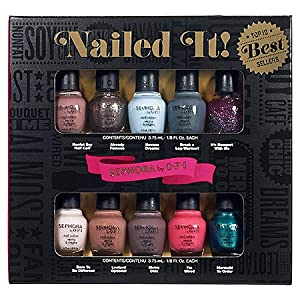 SEPHORA by OPI Nailed It! Top 10 Best Sellers 10 x 0.12 oz