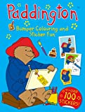 Paddington Bumper Colouring & Sticker Fun (Paddington Bear)