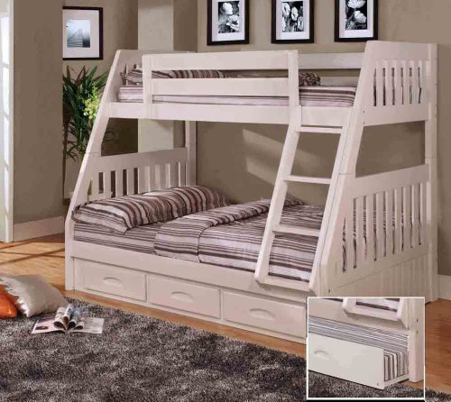 Twin Chair Bed 4101 front