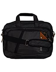 Goblin Polyester Laptop Bag (Black) - B00OD9W6FQ