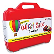 Wikki Stix Traveler Playset