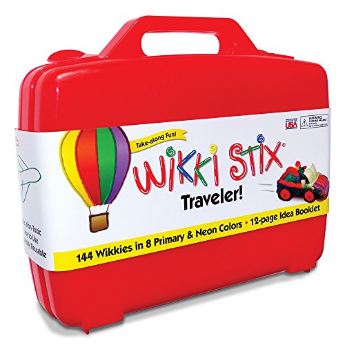Wikki Stix Traveler Playset Craft Kit (Game Wiki compare prices)