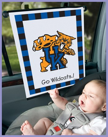 Sunshade - University of Kentucky - Buy Sunshade - University of Kentucky - Purchase Sunshade - University of Kentucky (Toys & Games, Categories, Learning & Education, Early Development Toys, Playmats & Activity Centers)