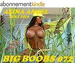 Curve model Alina Angel - big boobs d...