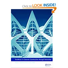Excellence in Concrete Construction through Innovation: Proceedings of the conference held at the Kingston University