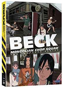 Beck: Mongolian Chop Squad - The Complete Series