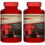 Tri Amino L-Arginine L-Ornithine L-Lysine 200 Coated Caplets