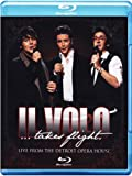 ...Takes Flight - Live From The Detroit Opera House (Blu-ray)