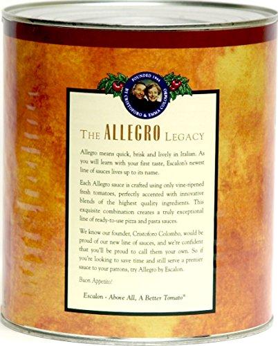 Allegro ingredients