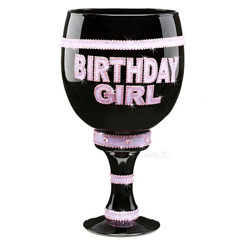 Birthday Girl Pimp Cup