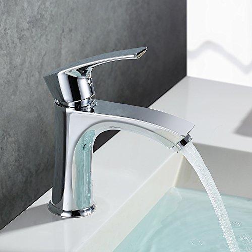 Homelody® Einhebel Wasserhahn, Chrom