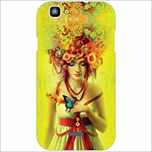 XOLO One Back Cover - Silicon Fantacy Desiner Cases