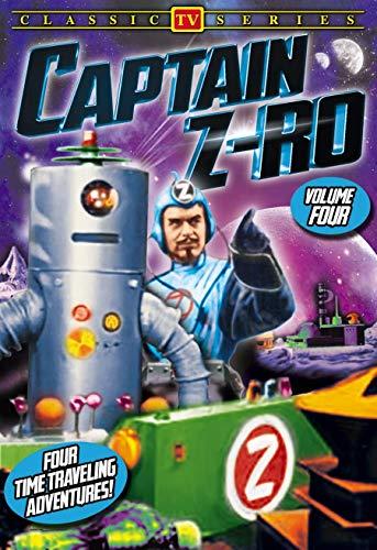 DVD : Captain Z-ro: Volume 4