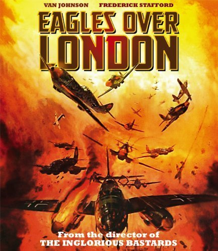 Eagles Over London [Blu-ray] by Severin Films