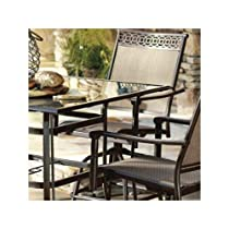 Hot Sale Courtyard Creations STS5X19 5-Piece Valencia Hi Dining Set