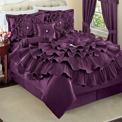 Purple Bedding Sets Webnuggetz Com