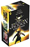Rick Riordan The Percy Jackson Collection: Percy Jackson and the Lightning Thief, Percy Jackson and the Sea of Monsters and Percy Jackson and the Titan's Curse