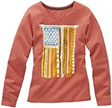 RTeens Big Girls Long-Sleeved Printed T-Shirt