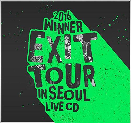 2016 Winner Exit Tour in Seoul Live CD (2CD) (韓国盤)