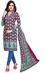 Komal arts Ethnicwear Women's Dress Material(Komal arts_SHREE4662_Multi-Coloured_Free Size)