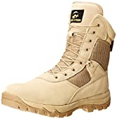 Maelstrom Men's Landship 8 Inch Zipper Tactical Boot