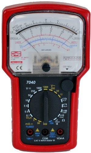 Analog Multimeter 20-range AC DC general purpose fused M7040B0006GD9F6