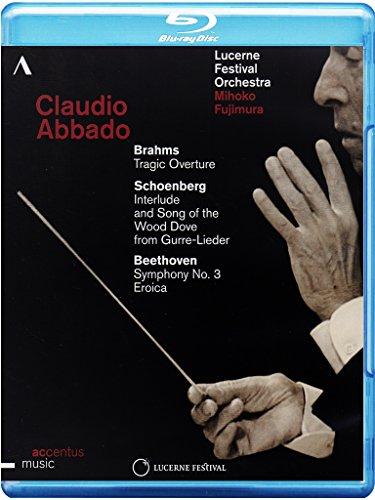 Claudio Abbado - Letztes Konzert: Lucerne Festival 2013 [Blu-ray]
