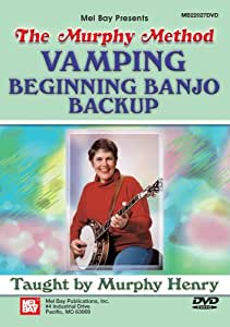 Vamping: Beginning Banjo Backup