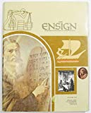 img - for Ensign Magazine, Volume 3 Number 10, October 1973 book / textbook / text book