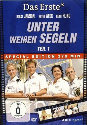 Unter weissen Segeln - Teil 1 [Special Edition]