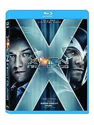 X-Men: First Class (+ Digital Copy) [Blu-ray]