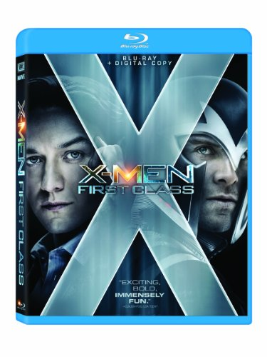 X-Men: First Class (+Digital Copy) (Blu-ray)