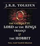 The Complete Lord of the Rings Trilogy & The Hobbit Set