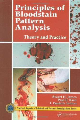 Principles of Bloodstain Pattern Analysis: Theory and...