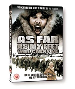 As Far As My Feet Will Carry Me [DVD]