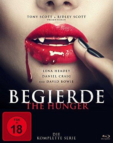 Begierde - Die komplette Serie [Blu-ray]