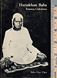 img - for Hariakhan Baba-Known, Unknown book / textbook / text book