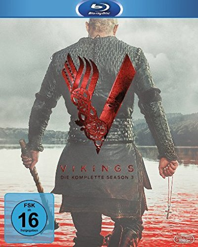 Vikings - Season 3 [Edizione: Germania]